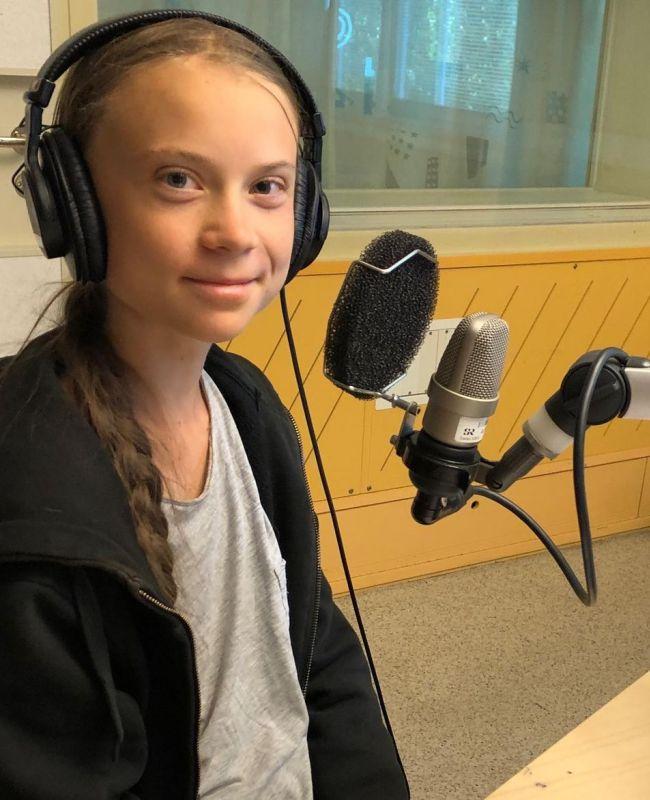 Greta Thunderberg