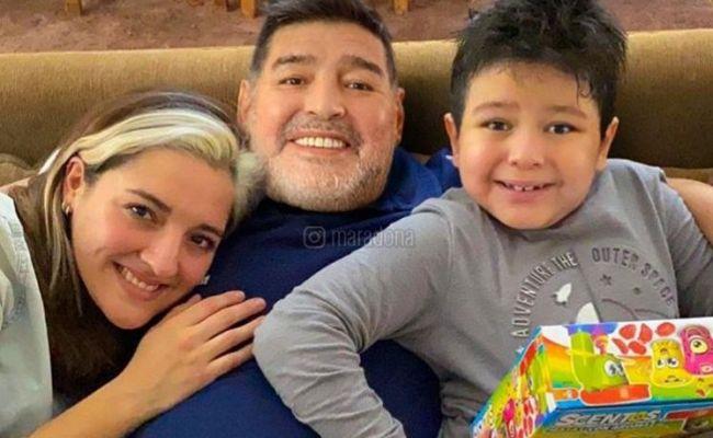Diego Fernando Maradona Ojeda